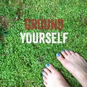 Grounding through the feet
